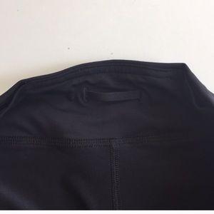 rare mesh lululemon skirt black